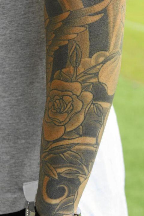Tatuajes Del Escudo Del Betis tatuaje en el betis - foto 4 - marca