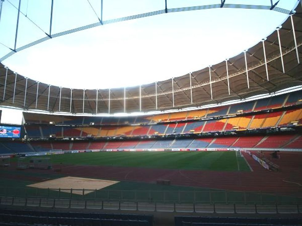 Estadio Bukit Jalil, Malasia.