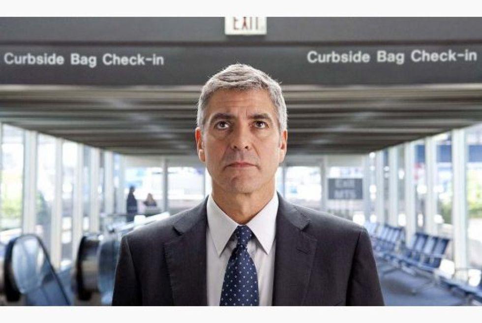 George Cloony, en una de sus pel�culas