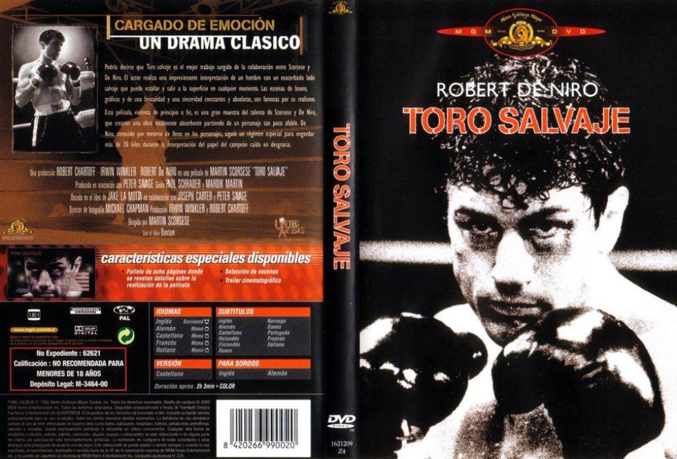 Robert De Niro es un boxeador inestable y con un carácter endiablado. Su llegada a la cima convierte la vida de su entorno en todo un infierno.