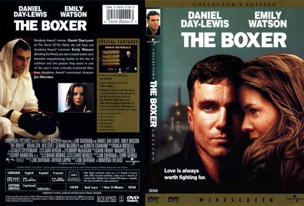 Daniel Day-Lewis tras 14 años en prisión, decide retomar su vida donde la había dejado y reabrir un gimnasio de boxeo para jóvenes.