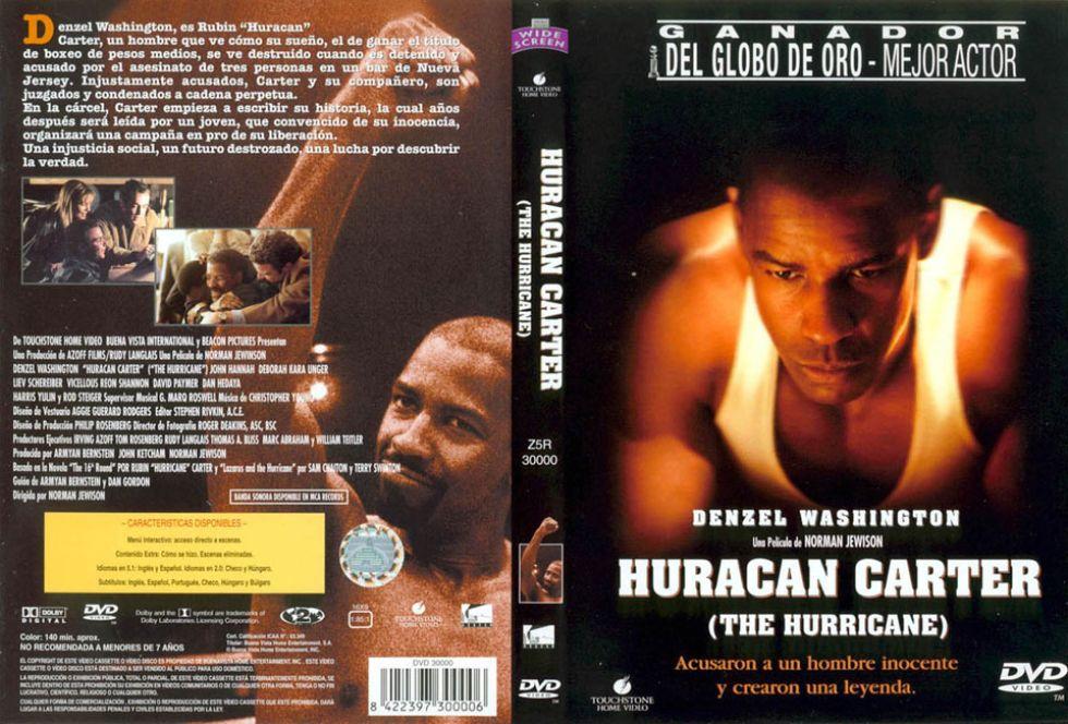 Denzel Washington fue injustamente acusado de un triple asesinato cuando iba a pelear por el título mundial del peso medio. Historia real.