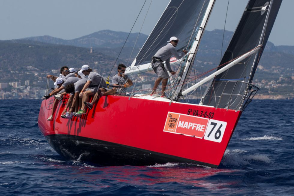 Drac - San Gregorio Sailing Team