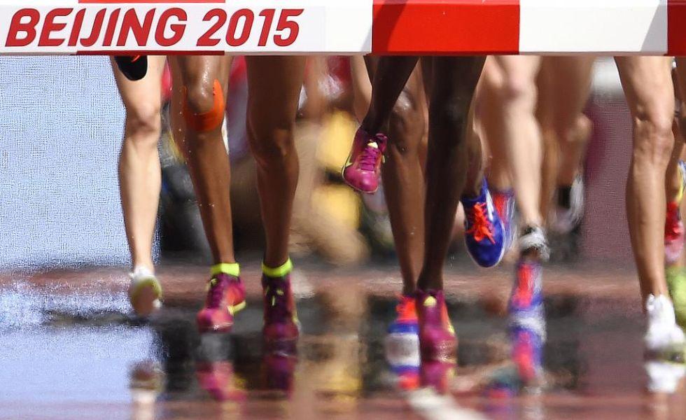 Las atletas salen en busca de la gloria en este Mundial de Pek�n
