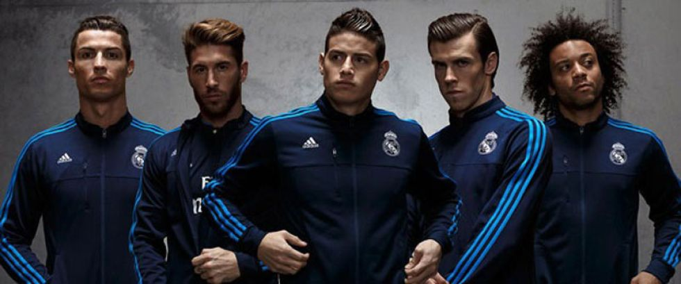 Así Será La Camiseta Del Real Madrid Para La Champions Foto 6 Marca Com