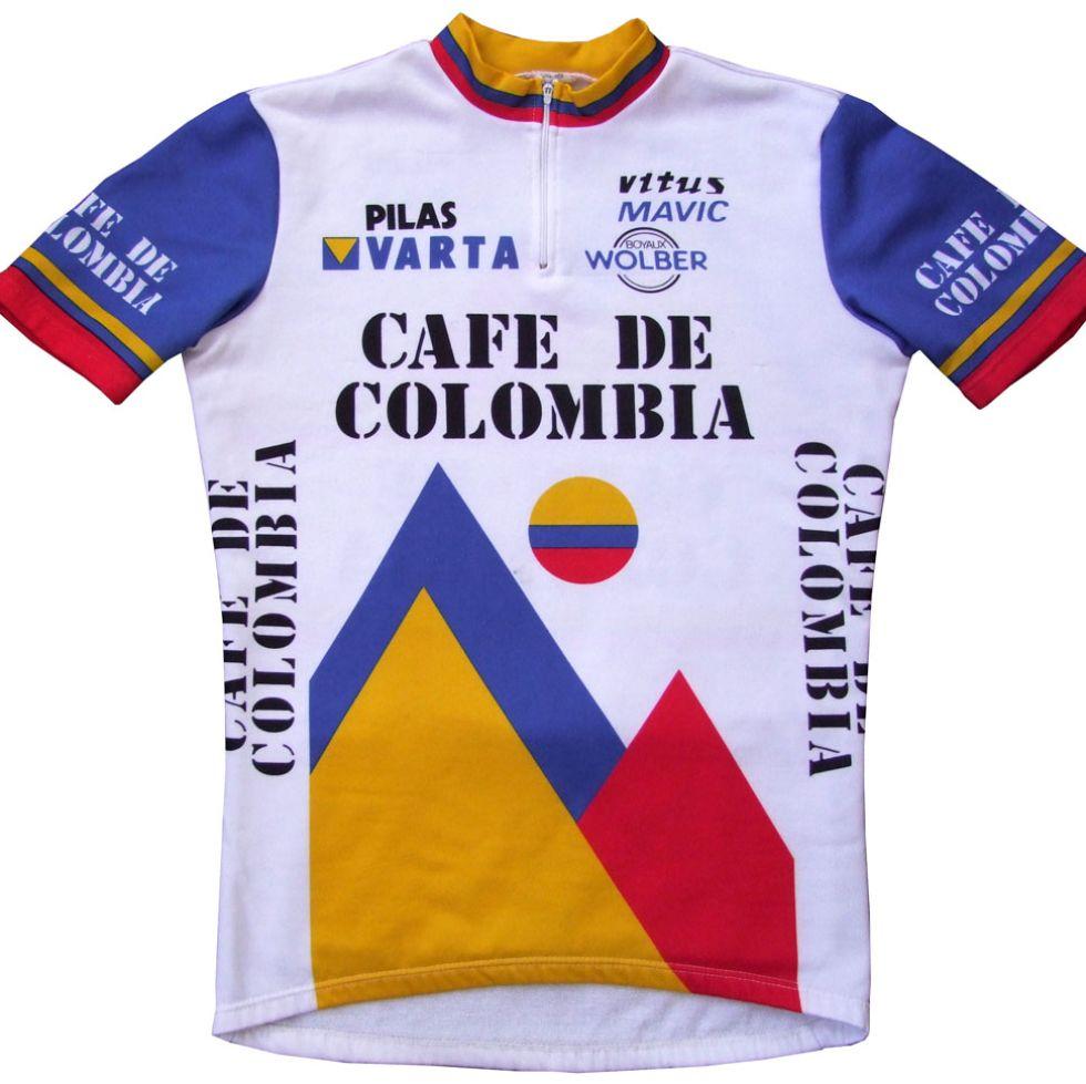 Equipo hist�rico colombiano de los a�os 90.