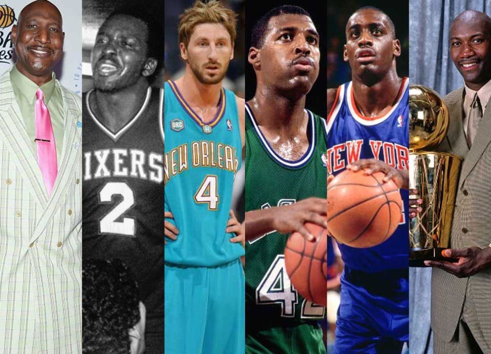 Moses Malone is the 12th NBA legend to pass away in 2015. Like many others, Malone died from heart problems.