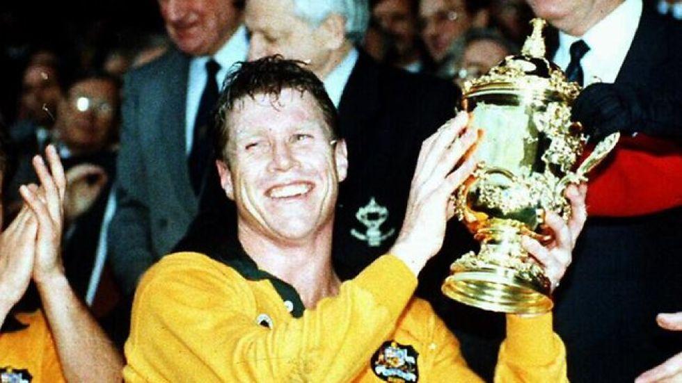 Australia conquistó su primer cetro mundial en Inglaterra'1991.