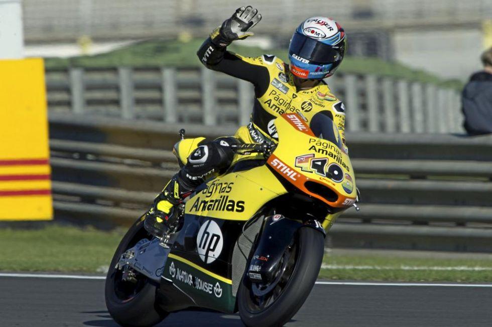 �lex Rins acab� como subcampe�n del mundo de Moto2.