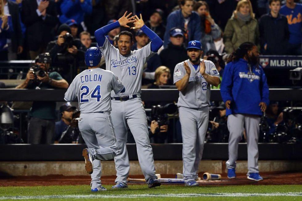 Han ganado las Series Mundiales de Beisbol tras batir a los New York Mets