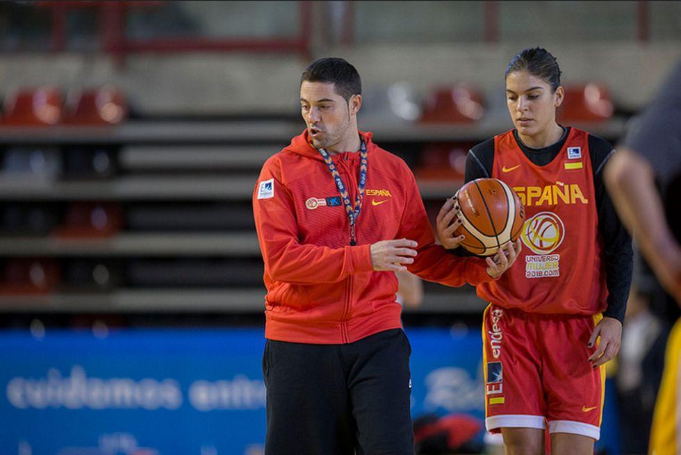 Víctor Lapeña y Marta Xargay