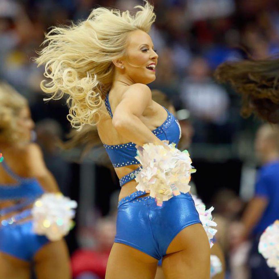 Dallas Mavericks cheerleaders