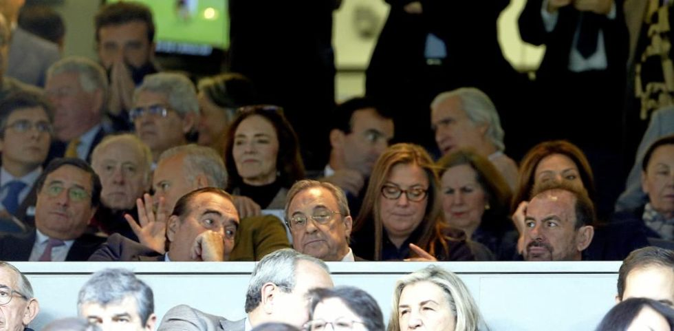 �ngel Torres, Florentino P�rez