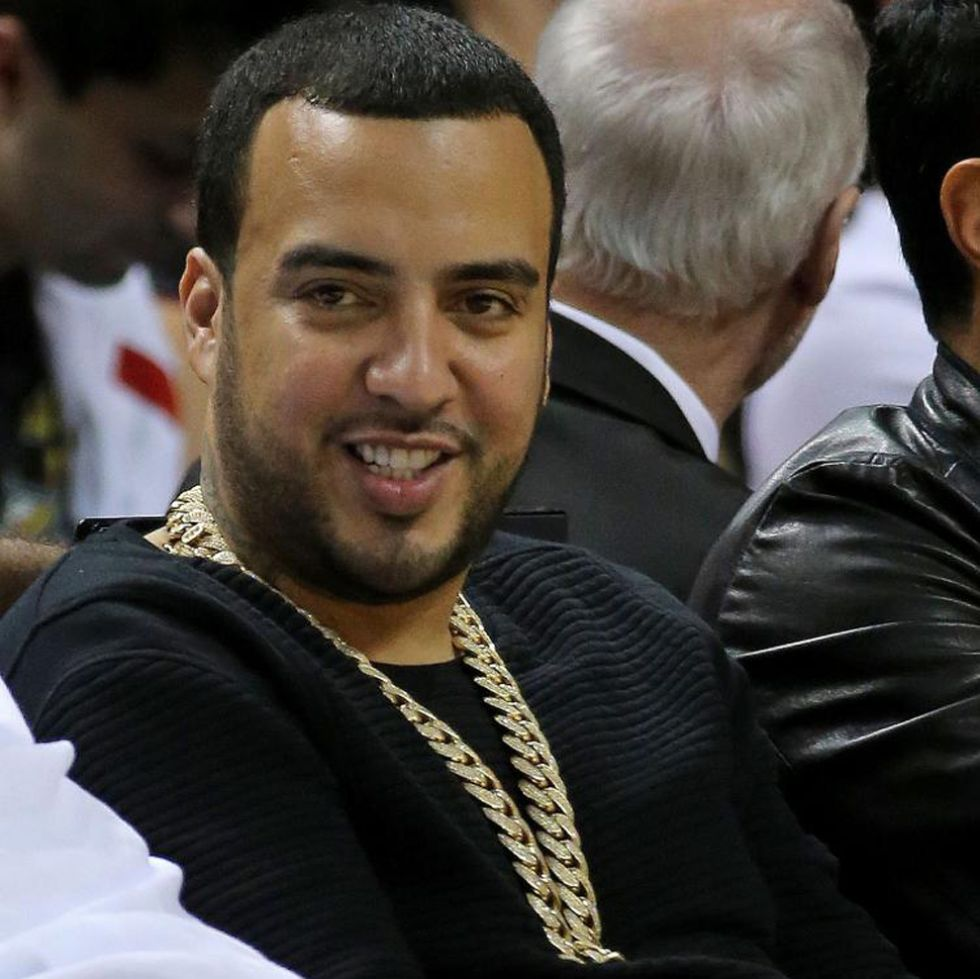 El cantante French Montana