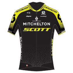 Mitchelton-Scott GreenEDGE Cycling