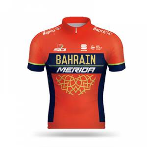 BAHREIN MERIDA PRO CYCLING TEAM - Italia