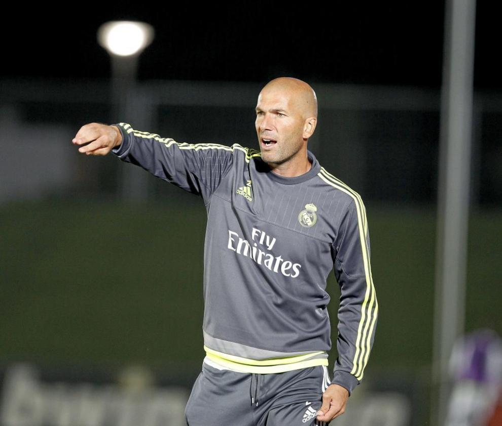Real Madrid  Zidane está listo  5e08f2e060027