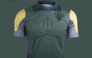 8 camisetas de fútbol inspiradas en Star Wars 703288c93ec87