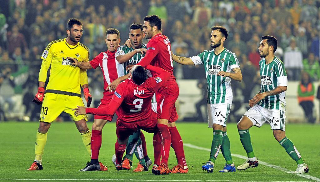 LaLiga podría reanudarse con el juego entre Sevilla y Real Betis el próximo 11 de junio