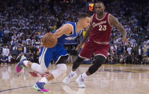 Warriors 89-83 Cavaliers  Curry 7b7d411f68b