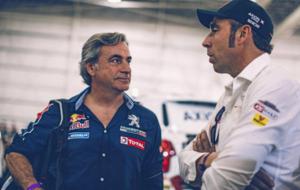 Carlos Sainz (ESP) Equipo Peugeot Total, Rally Dakar 2016...