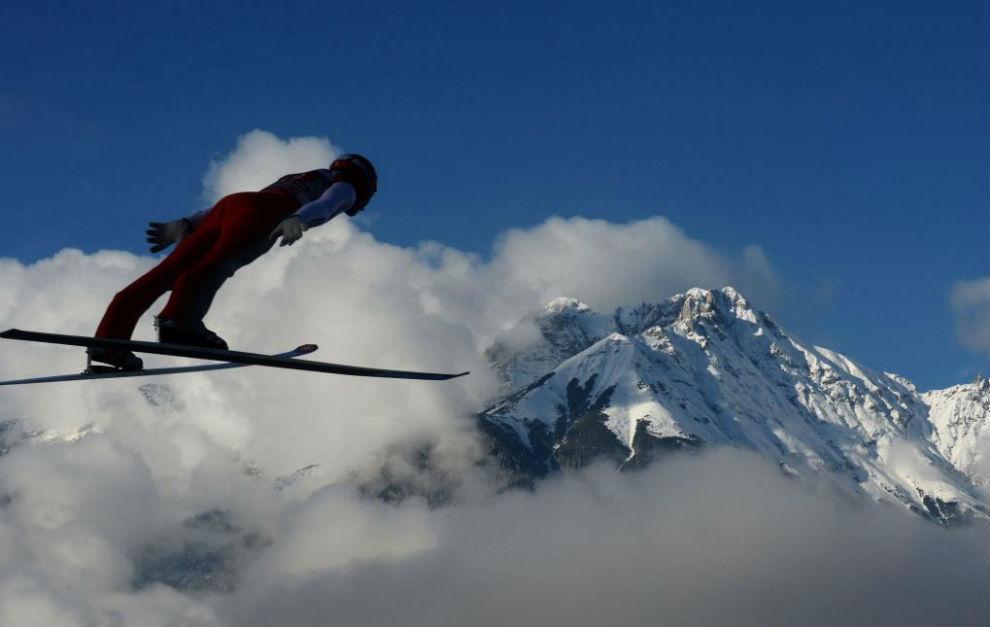 57008409d61f Los espectaculares saltos de Innsbruck - El tradicional torneo de saltos de  esquí Cuatro...