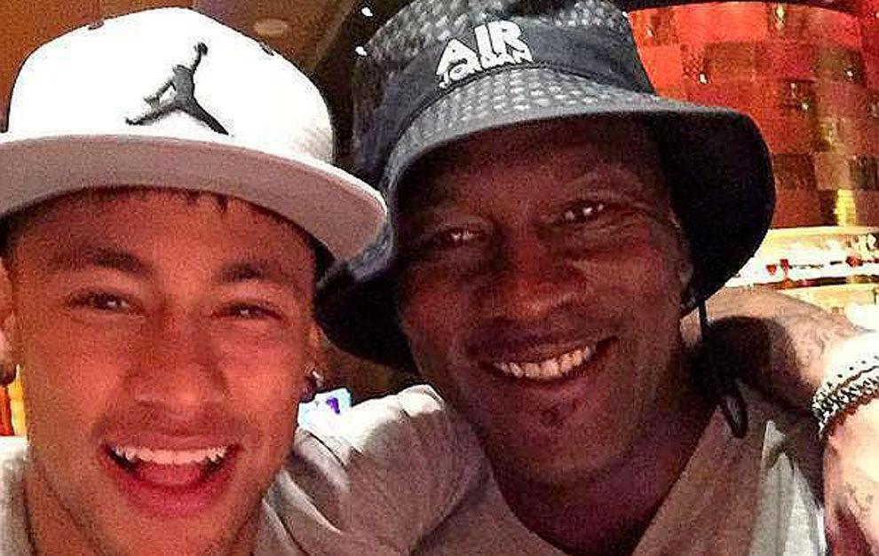 Las Air Jordan... de Neymar. La marca deportiva de Michael Jordan y Nike ya  trabajan para crear las primeras botas de fútbol ... 6cd20c54352a4