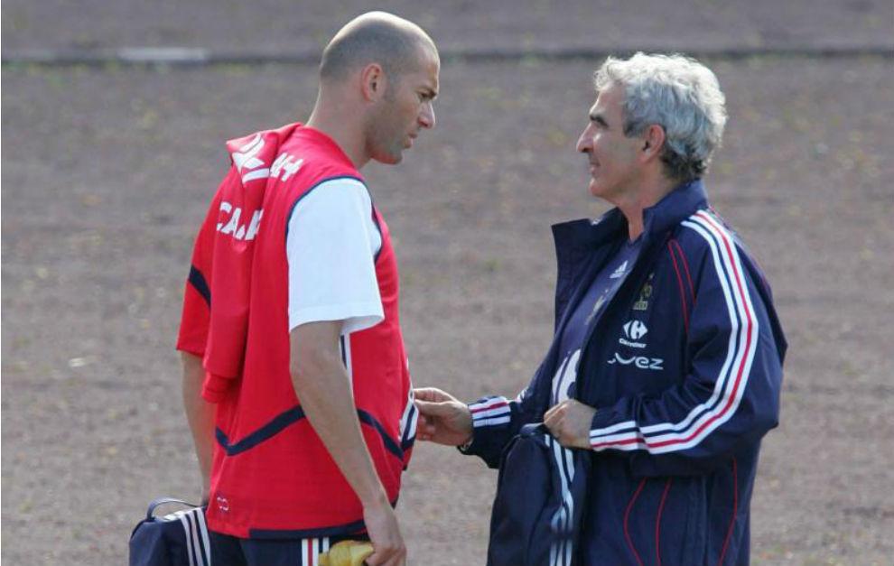 "Raymond Domenech: ""Zidane is no Mr Nice Guy. He's capable of anything"" | MARCA English"