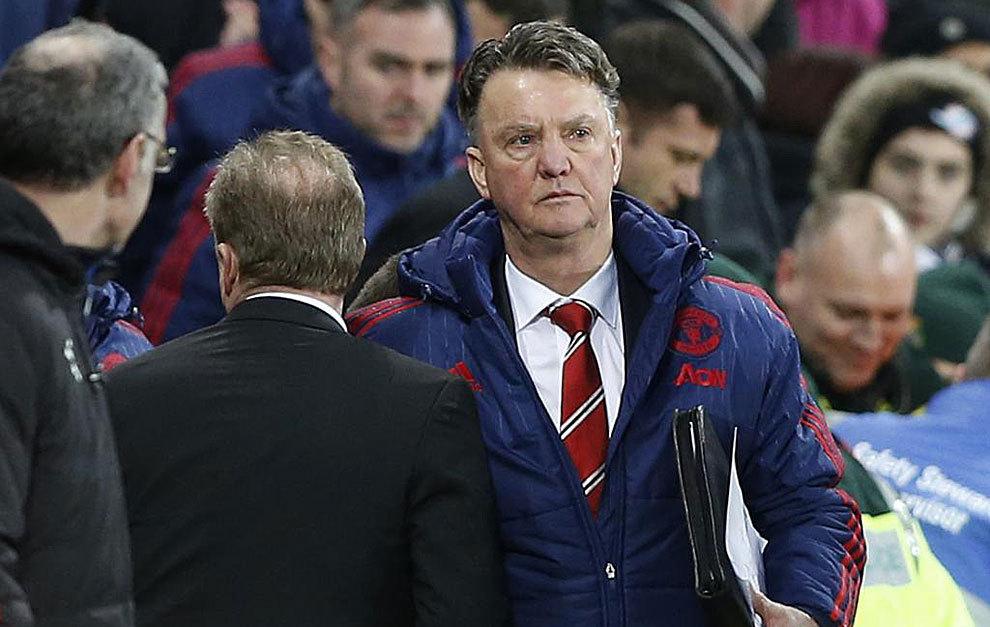 "Van Gaal: ""De Gea Is Enjoying Staying At Manchester United"