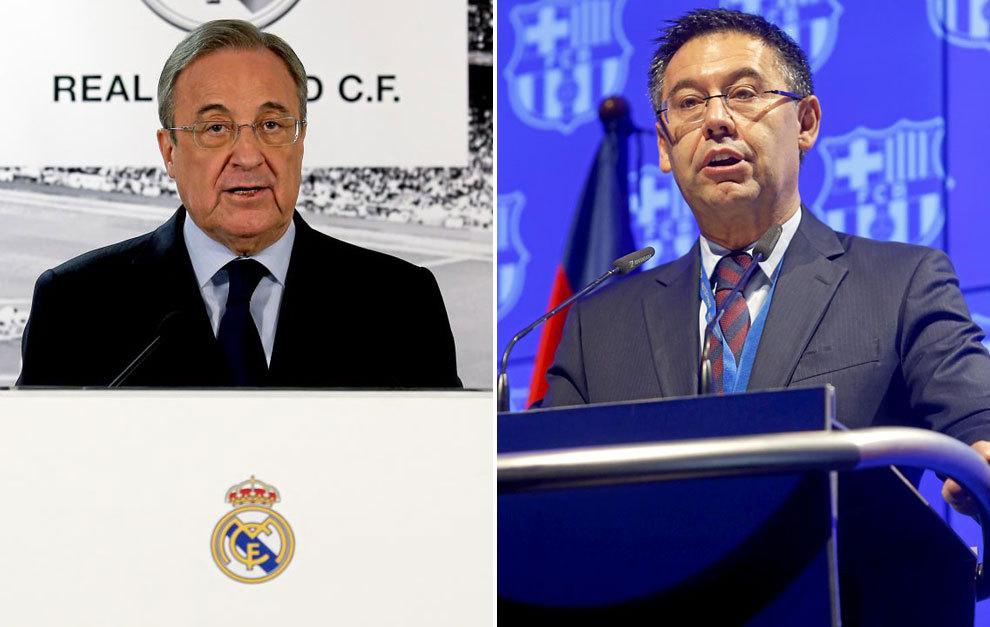 Real Madrid y Barcelona: dos maneras de afrontar el 'FIFAZO'