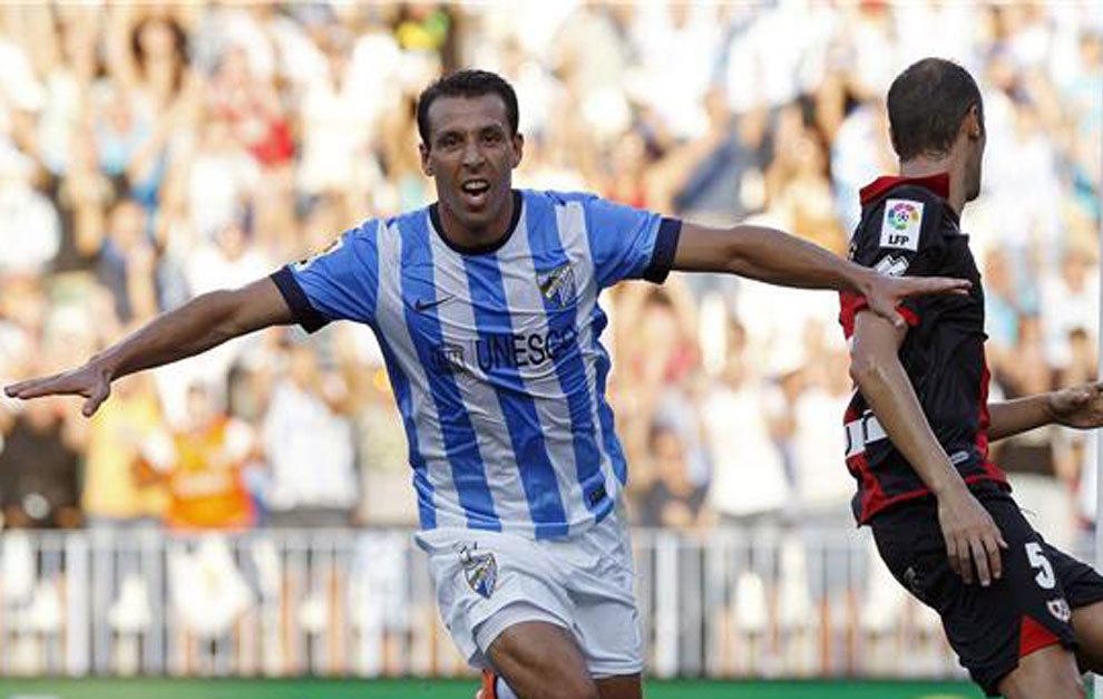 El ex del Málaga El Hamdaoui se marcha a Qatar | Marca.com