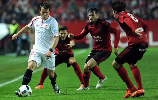 Mirandés vs Sevilla en directo