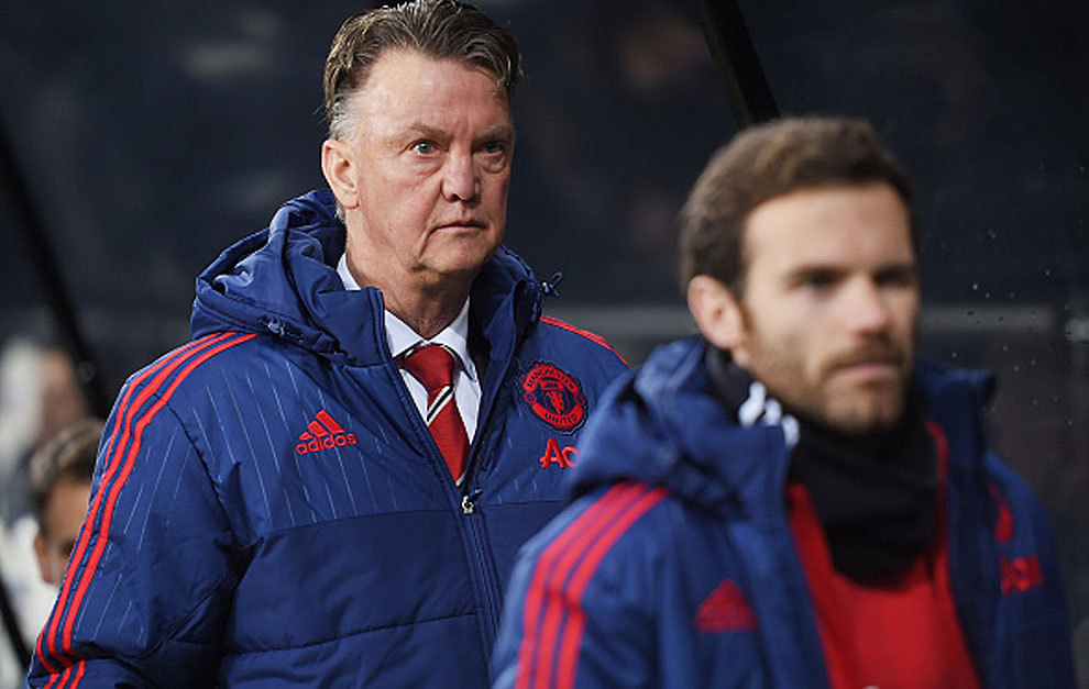 What's The Mata With Van Gaal?