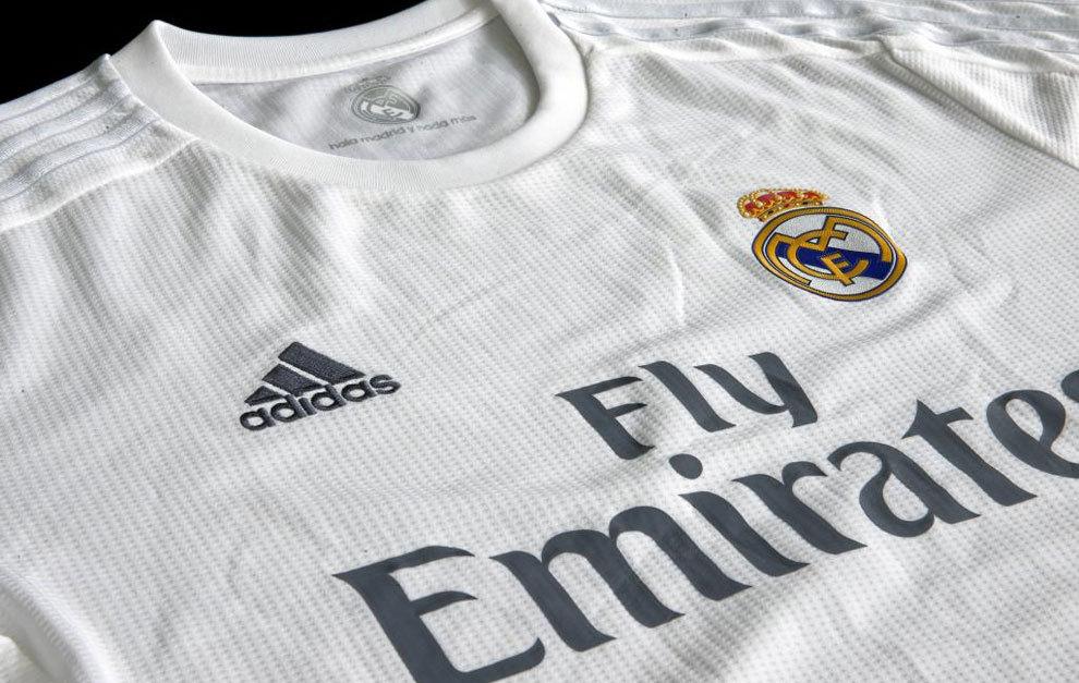 Real Madrid  La camiseta más valiosa del mundo  9842c472cf9dd