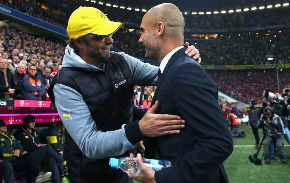 Klopp On Guardiola U0026quot One Of The Best In The World Is