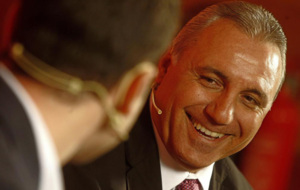 Stoichkov, ex jugador del 'Dream Team'.