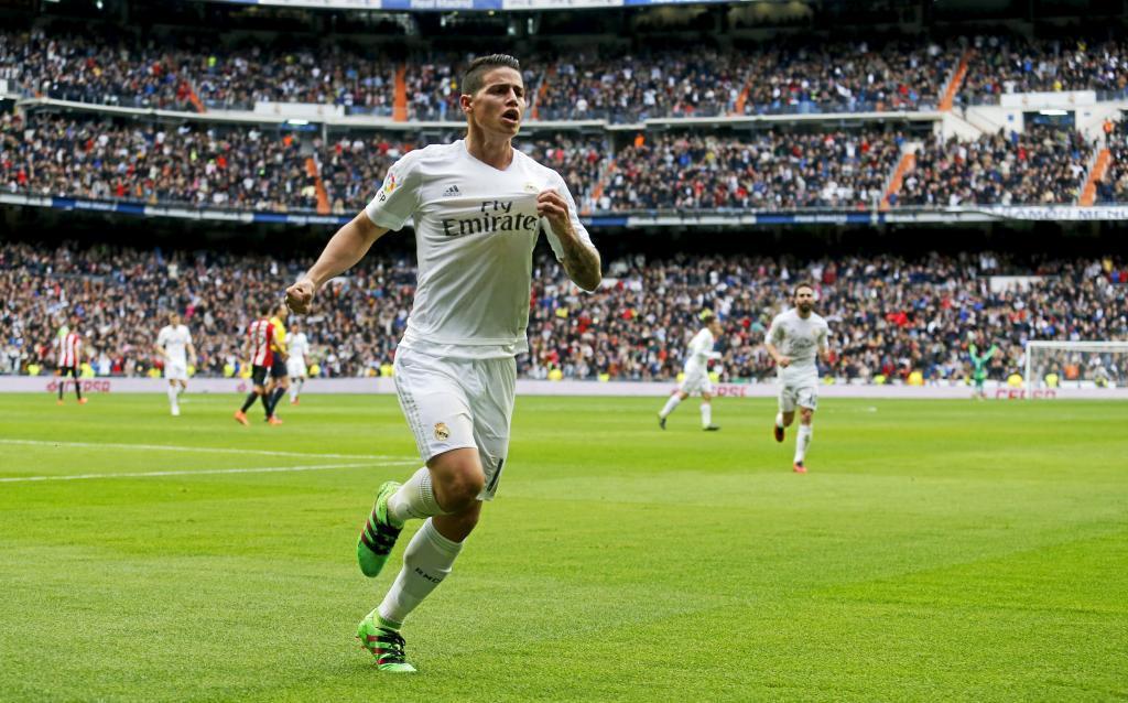 James Real El Madrid Más Pistolero Rápido RwqYx15