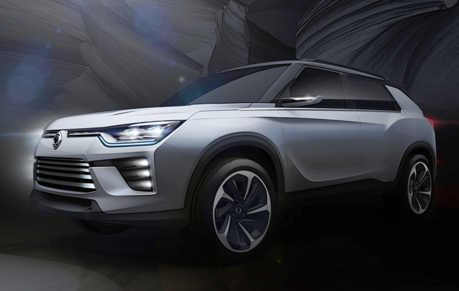 La estética del SIV-2 concept sigue la línea de los últimos...