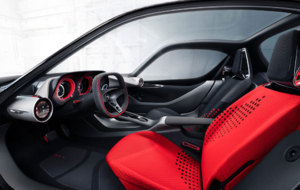 Concepto Opel GT