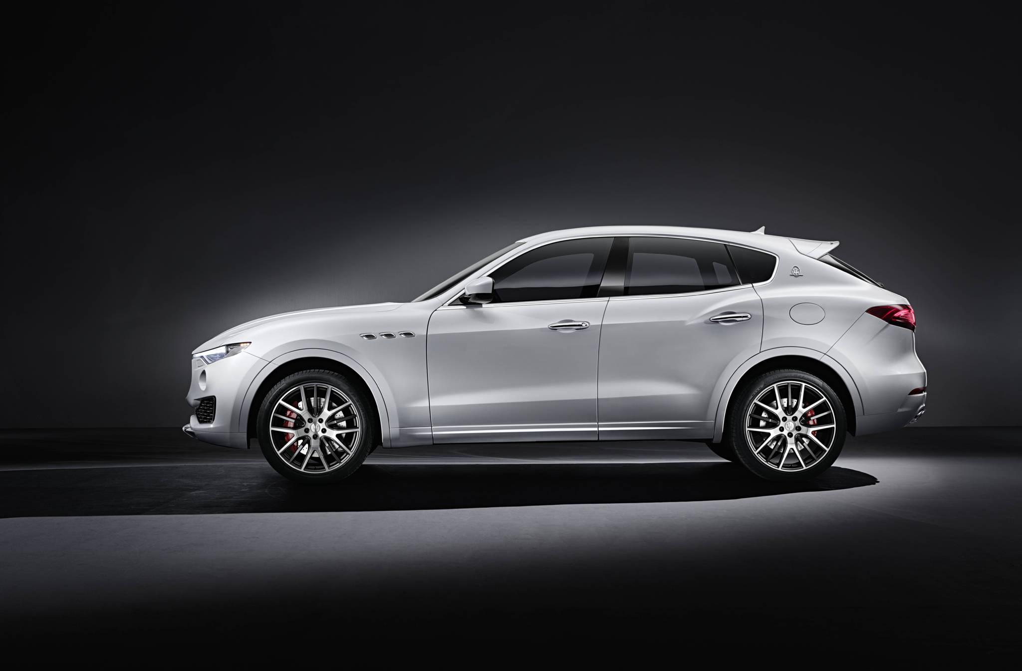 Maserati Levante El Tridente Hecho Suv Marca Com