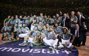 El Real Madrid ganador de la Copa del Rey 2016