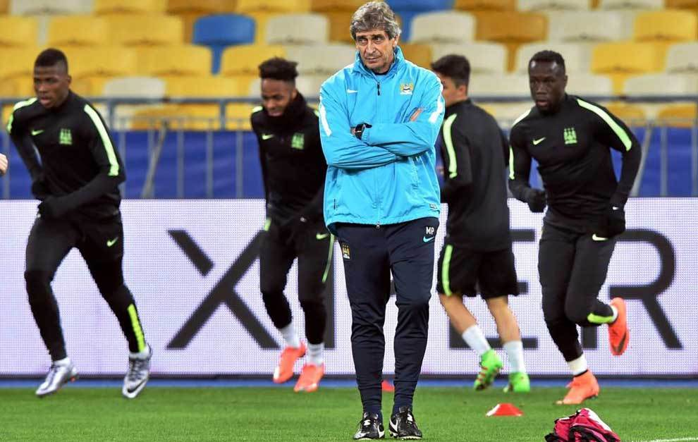 El Manchester City Se Juega Los Cuarto Marca Com