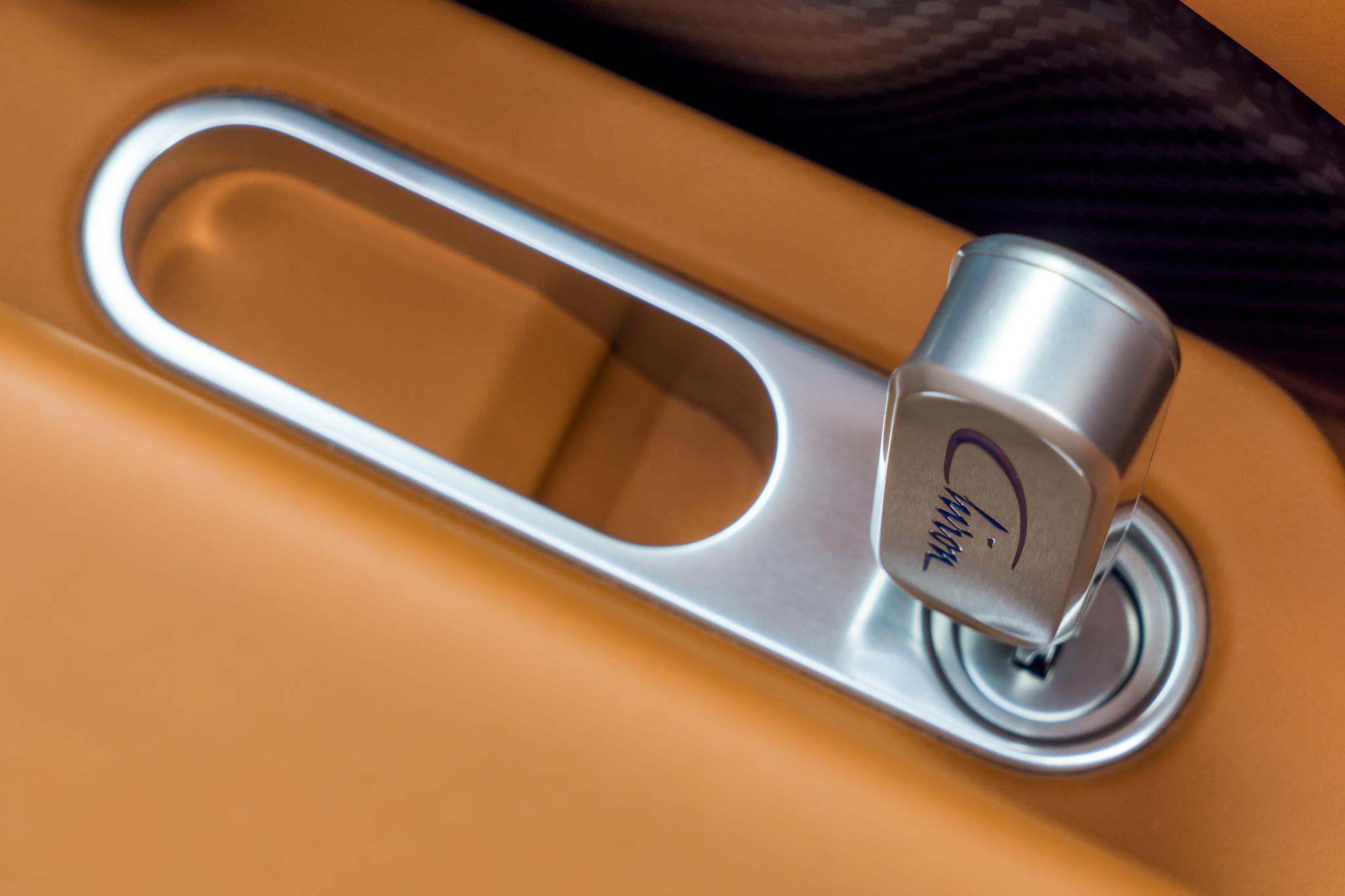 La Top Speed Key libera toda la potencia y permite alcanzar los 420...