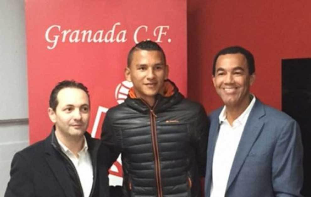 Luis Javier Suárez, el nuevo fichaje para el filial del Granada