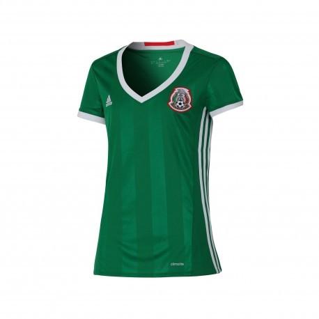 21a1a5dade384 La nueva camiseta de la selección mexicana para mujer.