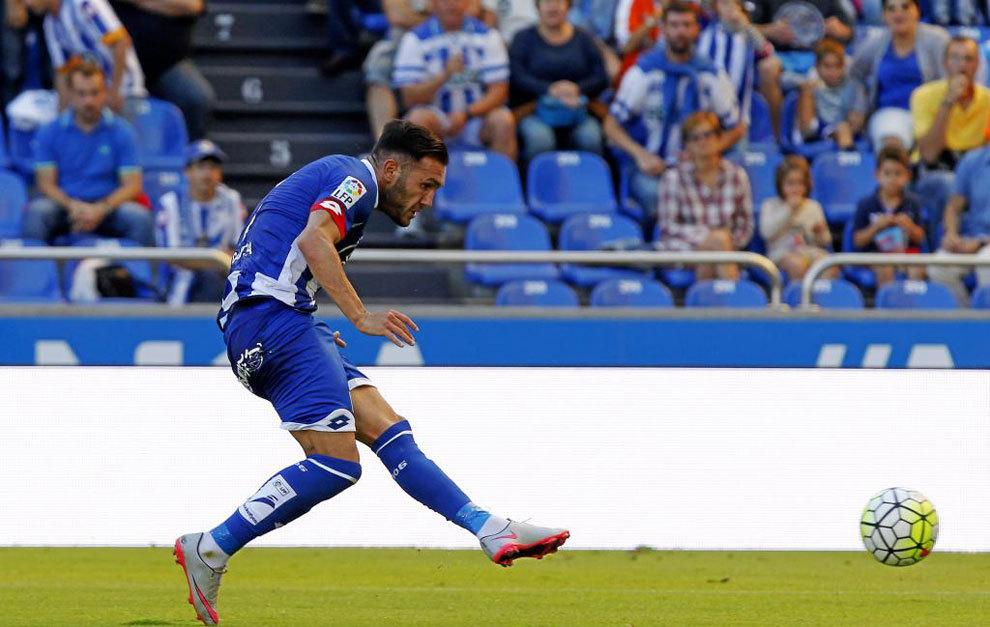 Deportivo vs Málaga en directo