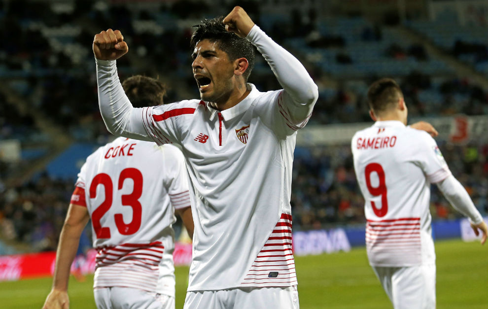 Camiseta Sevilla FC Banega