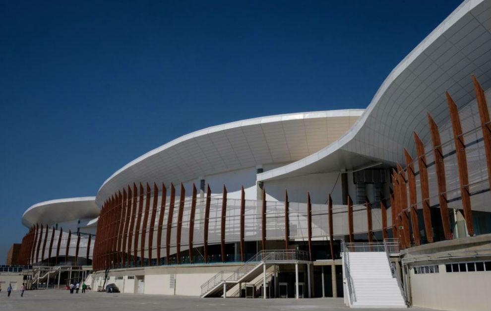Imagen del Parque Olímpico Carioca Arena.