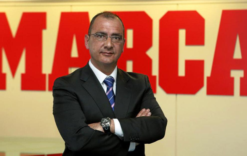 Juan Ignacio Gallardo, director de MARCA