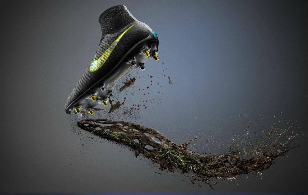 aff7b130e883b Imagen de las botas con la tecnología  apos Anti-Clog apos  ...